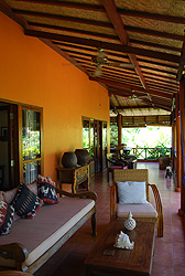 Villa Beach Waiara Flores Indonesia Maumere fully staffed