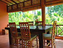 Island paradies beach Indonesia, dream full staffed house for rent on the beach beachfront in Indonesia